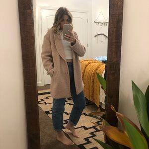 Abercrombie & Fitch oversized blazer